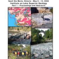 Institute on Lake Superior Geology: Proceedings, 2006