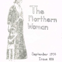 The Northern Woman, Vol 1  No 13