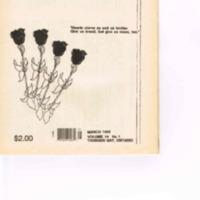 Northern Woman Journal, Vol 14 No 1