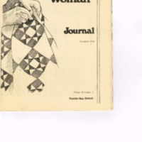 Northern Woman Journal, Vol 16 No 3