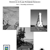 Institute on Lake Superior Geology: Proceedings, 2005
