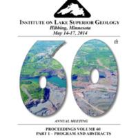 Institute on Lake Superior Geology: Proceedings, 2014
