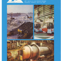 Institute on Lake Superior Geology: Proceedings, 1978