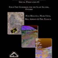 Institute on Lake Superior Geology: Special Publication #1: Field Trip Guidebook for the Slate Islands, Ontario