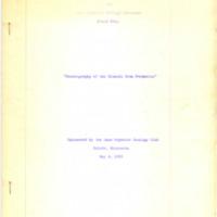 Institute on Lake Superior Geology: Proceedings, 1963