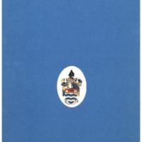 1971 Convocation Program
