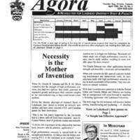 Agora Magazine Vol.15 No.4
