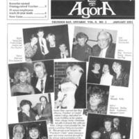 Agora Magazine Vol.8 No.1