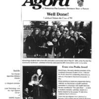 Agora Magazine Vol.16 No.6