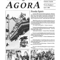 Agora Magazine Vol.12 No.3