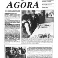 Agora Magazine Vol.12 No.5