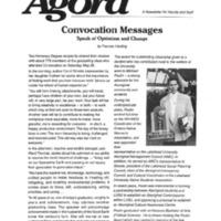 Agora Magazine Vol.18 No.5