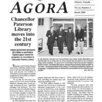 Agora Magazine Vol.12 No.2