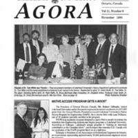 Agora Magazine Vol.11 No.9