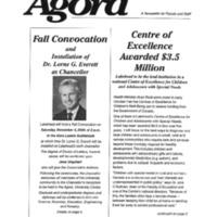 Agora Magazine Vol.17 No.8