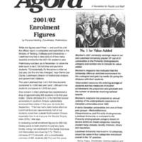 Agora Magazine Vol.18 No.7