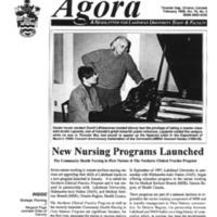 Agora Magazine Vol.15 No.2