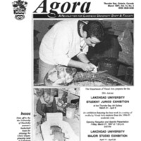 Agora Magazine Vol.14 No.3