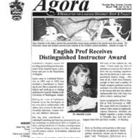 Agora Magazine Vol.15 No.3