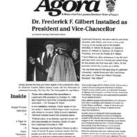 Agora Magazine Vol.15 No.9