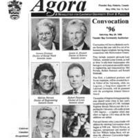 Agora Magazine Vol.13 No.5