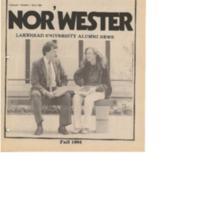 Nor'Wester Magazine Fall 1984 Vol.7 No.3