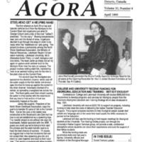 Agora Magazine Vol.10 No.4