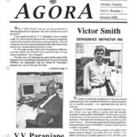 Agora Magazine Vol.11 No.1