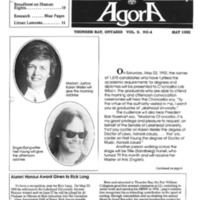 Agora Magazine Vol.9 No.4
