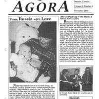 Agora Magazine Vol.9 No.9