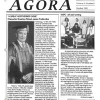Agora Magazine Vol.9 No.8