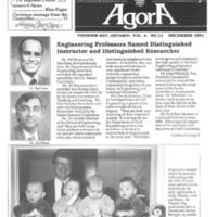 Agora Magazine Vol.8 No.11