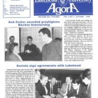 Agora Magazine Vol.6 No.1