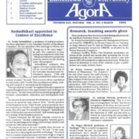 Agora Magazine Vol.6 No.3