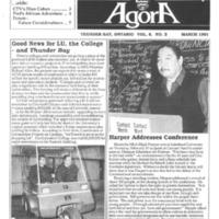 Agora Magazine Vol.8 No.3