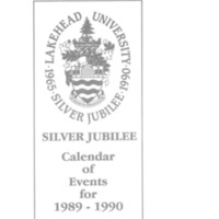Silver Jubilee Calendar of Events for 1989-1990.pdf