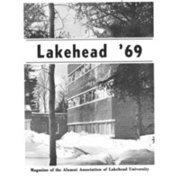 1969 Magazine of the Alumni Association of Lakehead University.pdf