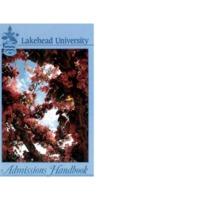 Lakehead University Admissions Handbook.pdf