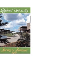 Lakehead University Spring & Summer 1987.pdf