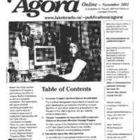 Agora Magazine Vol.19 No.7