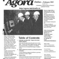 Agora Magazine Vol.20 No.2
