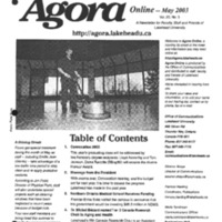 Agora Magazine Vol.20 No.3