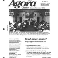 Agora Magazine Vol.20 No.6