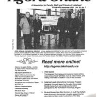 Agora Magazine Vol.20 No.7