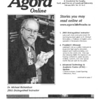 Agora Magazine Vol.21 No.2