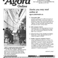 Agora Magazine Vol.21 No.3