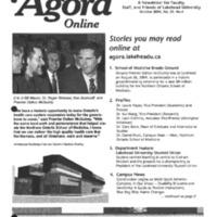Agora Magazine Vol.21 No.4