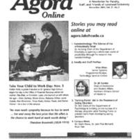 Agora Magazine Vol.21 No.5