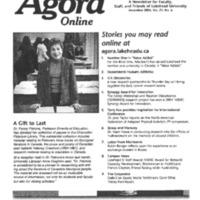 Agora Magazine Vol.21 No.6