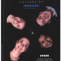 Lakehead University Alumni Magazine Spring 2001 Vol.18 No.1